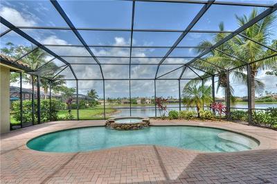 Naples Single Family Home For Sale: 3925 Gibralter Dr