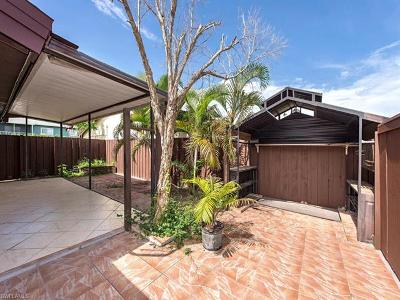 Naples Single Family Home For Sale: 168 E Cypress Way #3B