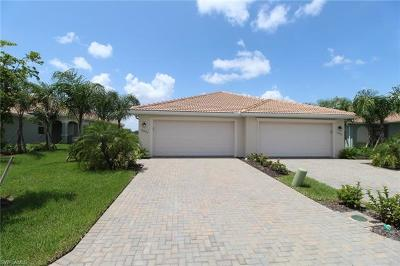 Fort Myers Single Family Home For Sale: 10220 Prato Dr