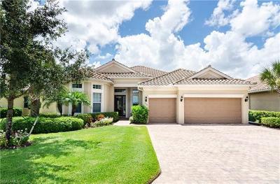 Naples Single Family Home For Sale: 9192 Flint Ct