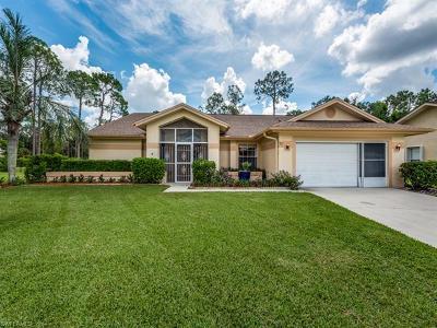 Naples Single Family Home For Sale: 913 Charlemagne Blvd