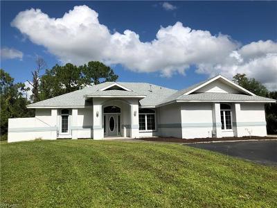 Naples Single Family Home For Sale: 6121 Green Blvd