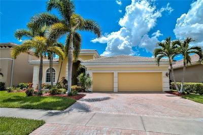 Fort Myers Single Family Home For Sale: 8700 Paseo De Valencia St