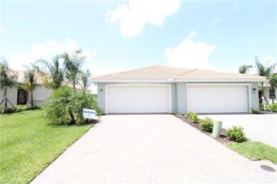 Fort Myers Single Family Home For Sale: 10228 Prato Dr