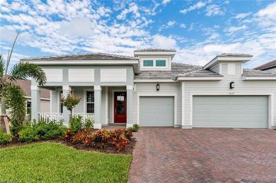 Naples Single Family Home For Sale: 3805 Helmsman Dr