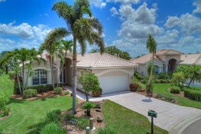 Bonita Springs Single Family Home For Sale: 24729 Goldcrest Dr