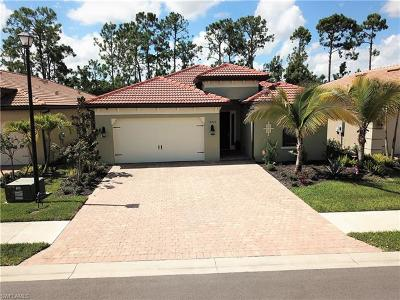 Naples Single Family Home For Sale: 14426 Tuscany Pointe Trl