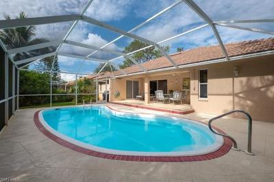 Bonita Springs Single Family Home For Sale: 26951 Nicki J Ct