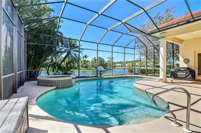 Naples Single Family Home For Sale: 9783 Wilshire Lakes Blvd