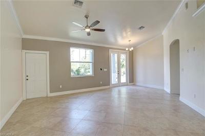 Naples Single Family Home For Sale: 3765 NE 18th Ave