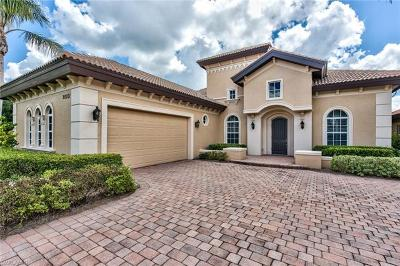 Estero Single Family Home For Sale: 20001 Grande Lake Dr