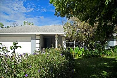 Golden Gate Estates Single Family Home For Sale: 521 SW 31st St