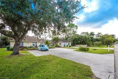 Naples Multi Family Home For Sale: 3700 N 14th St