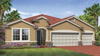 Cape Coral Single Family Home For Sale: 2887 Sunset Pointe Cir