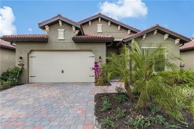 Naples Single Family Home For Sale: 16383 Barclay Ct