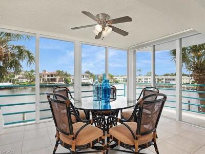 Naples Condo/Townhouse For Sale: 255 Park Shore Dr #3-322