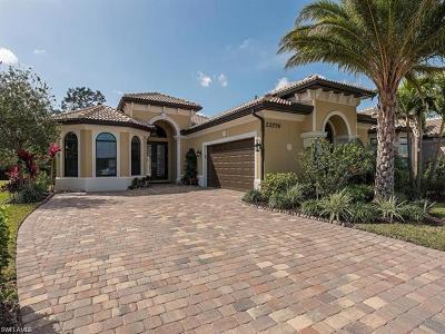 Bonita Springs Single Family Home For Sale: 23296 Sanabria Loop