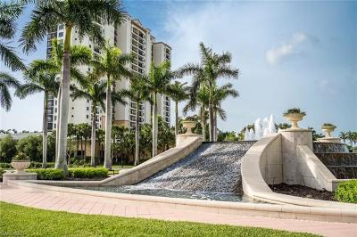 Naples Condo/Townhouse For Sale: 1065 Borghese Ln #1503
