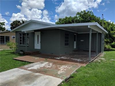 Naples Single Family Home For Sale: 520 N 13th St