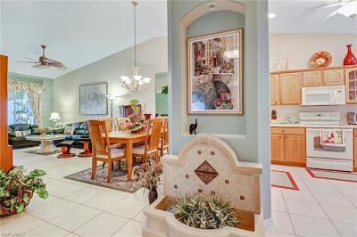 Naples Single Family Home For Sale: 15229 Cortona Way