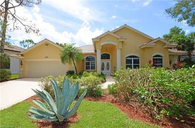 Single Family Home For Sale: 8982 Lely Island Cir
