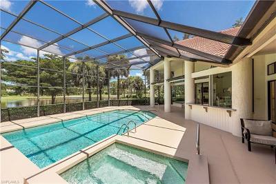 Naples Single Family Home For Sale: 4602 Oak Leaf Dr