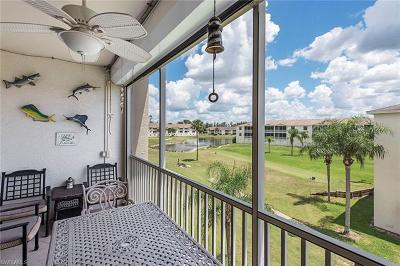 Fort Myers Condo/Townhouse For Sale: 17100 Terraverde Cir #12