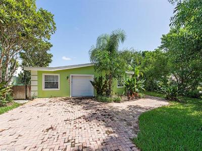 Naples Single Family Home For Sale: 1399 Cooper Dr