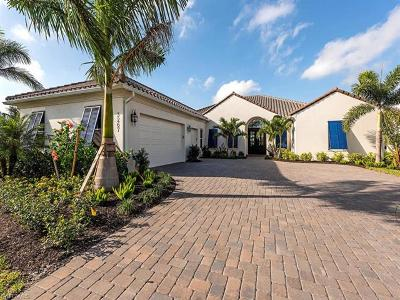 Naples Single Family Home For Sale: 3267 Tavolara Ln
