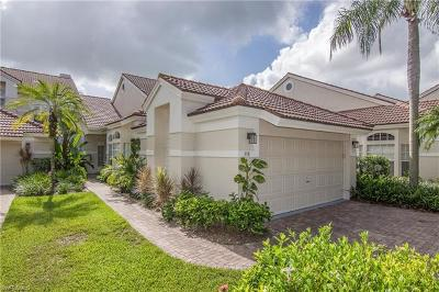 Naples Single Family Home For Sale: 174 Amblewood Ln #6-603