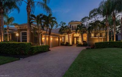 Bonita Springs Single Family Home For Sale: 28607 Via D Arezzo Dr