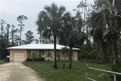 Naples Single Family Home For Sale: 1060 S Desoto Blvd