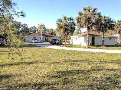 Naples Single Family Home For Sale: 3680 SE 4th Ave