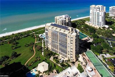 Naples Condo/Townhouse For Sale: 4041 N Gulf Shore Blvd #1207