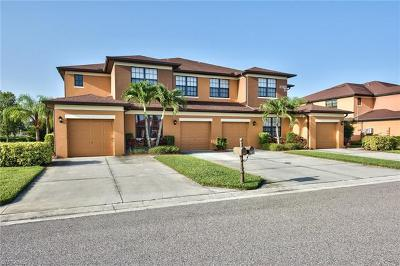 Estero Condo/Townhouse For Sale: 3783 Pino Vista Way #101