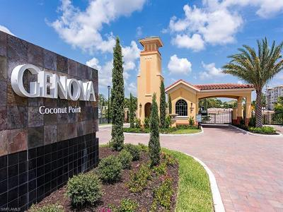 Estero Condo/Townhouse For Sale: 21450 Strada Nuova Cir #A204
