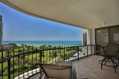 Condo/Townhouse For Sale: 4251 N Gulf Shore Blvd #9C