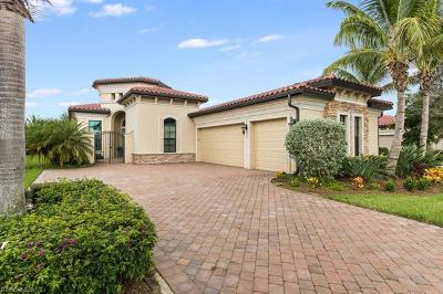 Single Family Home For Sale: 9313 Vercelli Ct