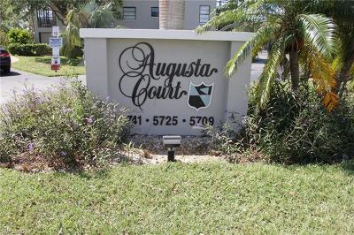 Naples Condo/Townhouse For Sale: 5789 Gage Ln #A-204