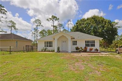 Naples Single Family Home For Sale: 2830 NE 4th Ave
