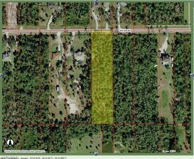 Naples Residential Lots & Land For Sale: 12th Ave S