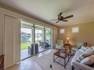 Naples Condo/Townhouse For Sale: 1000 Lambiance Cir #106