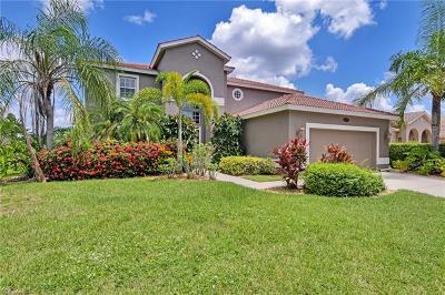 Naples Single Family Home For Sale: 14787 Indigo Lakes Cir