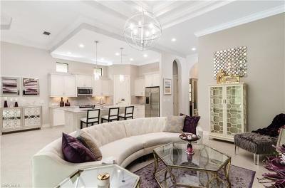 Naples Single Family Home For Sale: 7407 Lantana Cir