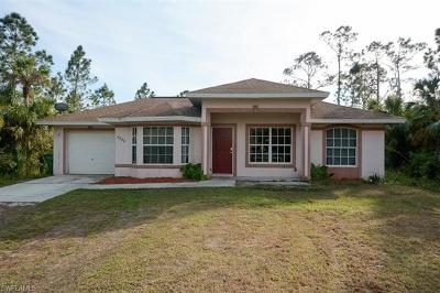 Naples FL Single Family Home For Sale: $234,900