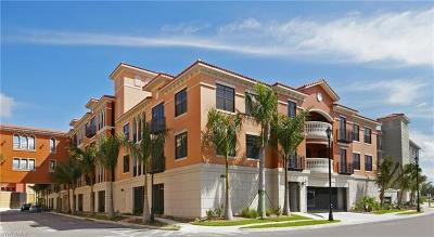 Estero Condo/Townhouse For Sale: 8010 Via Sardinia Way #214