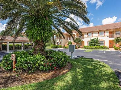 Naples Condo/Townhouse For Sale: 6605 Huntington Lakes Cir #101