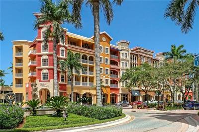 Naples Condo/Townhouse For Sale: 410 Bayfront Pl #2502