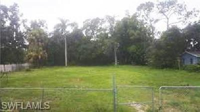 Bonita Springs Residential Lots & Land For Sale: 26940 Palm St