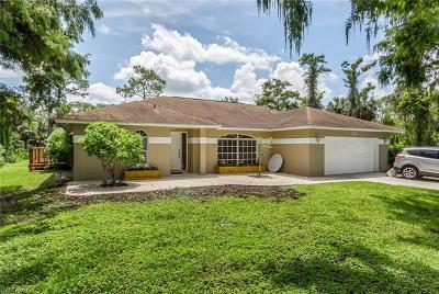 Naples Single Family Home For Sale: 650 NW 15th St